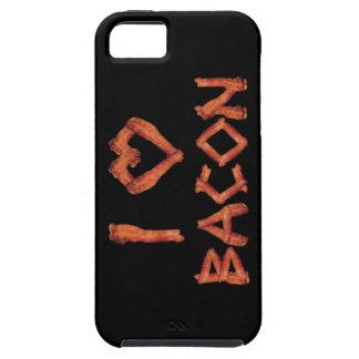I Love Bacon Tough iPhone 5 Case