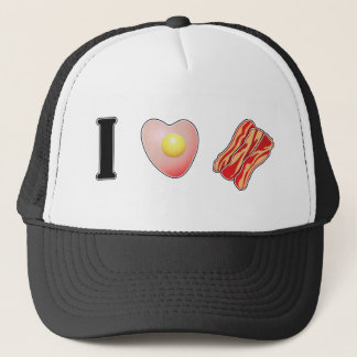 I Love Bacon! Trucker Hat