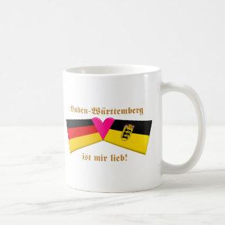 I Love Baden-Wuerttemberg ist mir lieb Mugs