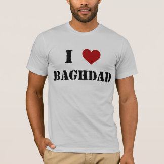 "I Love Baghdad ""Tee"" T-Shirt"