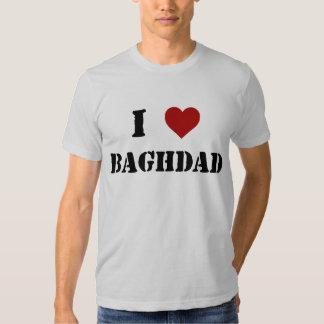 """I Love Baghdad """"Tee"""" Tee Shirt"""