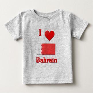 I Love Bahrain Baby T-Shirt