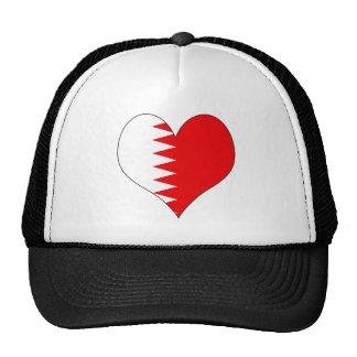 I Love Bahrain Cap