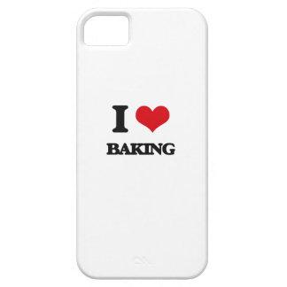 I Love Baking iPhone 5 Case