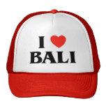 I Love Bali Cap