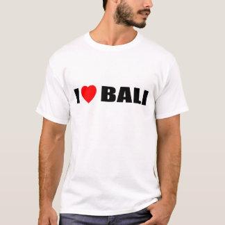 I Love Bali, Indonesia T-Shirt