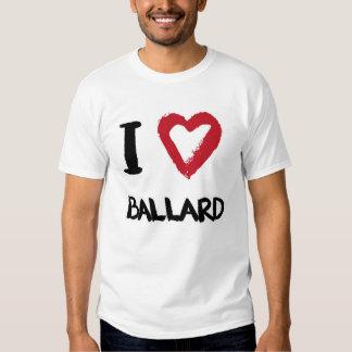 I love Ballard Shirt