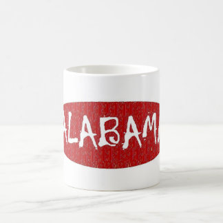I love bama coffee cup zazzle.com/davyartbamashop* basic white mug