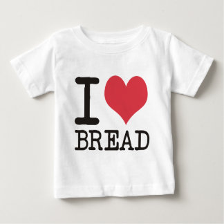 I Love Bananas - Apples - Bread Products & Designs Baby T-Shirt