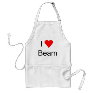 I love bar and beam standard apron