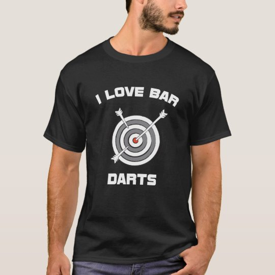 I Love Bar Darts Bar Hopping Indoor Sports