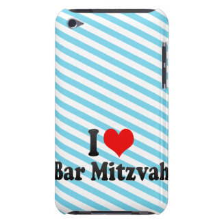 I love Bar Mitzvah iPod Touch Cover