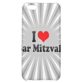 I love Bar Mitzvah Case For iPhone 5C