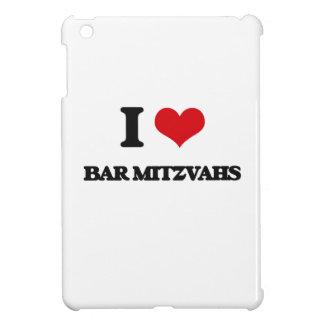 I Love Bar Mitzvahs iPad Mini Cover
