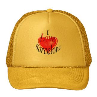 I Love Barcelona! Cap