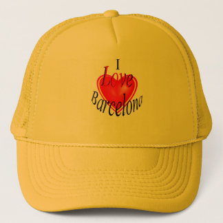 I Love Barcelona! Trucker Hat