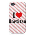 I love Bartitsu Covers For iPhone 4