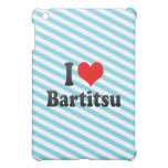 I love Bartitsu iPad Mini Cover