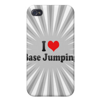 I love Base Jumping Cases For iPhone 4
