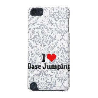 I love Base Jumping iPod Touch 5G Cases
