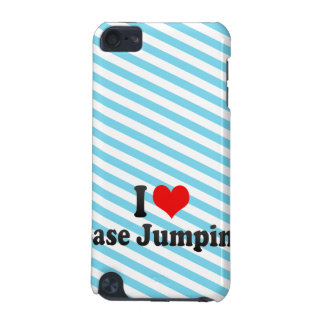 I love Base Jumping iPod Touch 5G Cover