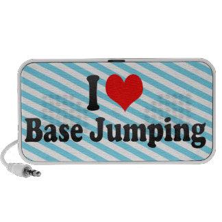 I love Base Jumping Portable Speaker