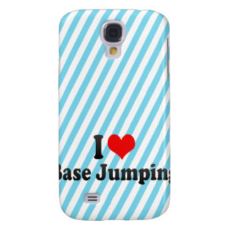 I love Base Jumping Samsung Galaxy S4 Cover