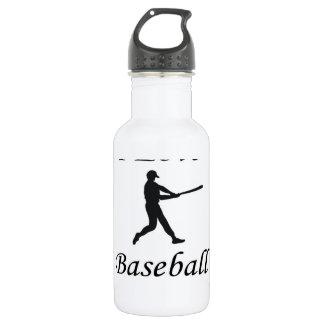 I Love Baseball 532 Ml Water Bottle