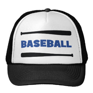 I Love Baseball Cap