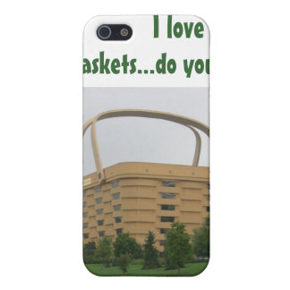 I love baskets...do you? iPhone case Cover For iPhone 5/5S