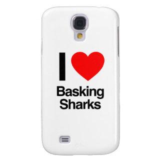 i love basking sharks galaxy s4 case