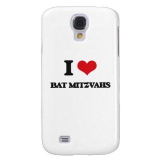 I Love Bat Mitzvahs Galaxy S4 Cover