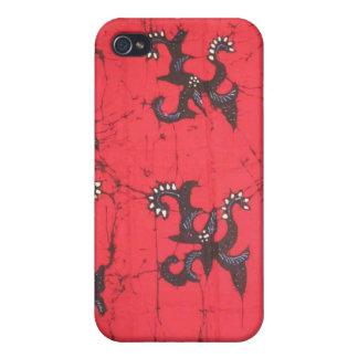 I love Batik Covers For iPhone 4