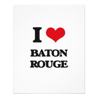 I love Baton Rouge Flyer