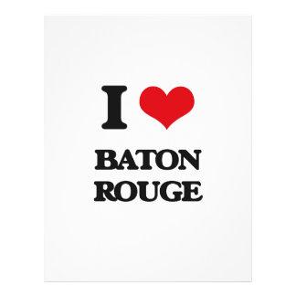 I love Baton Rouge Flyers