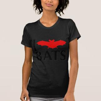 I Love Bats Shirts