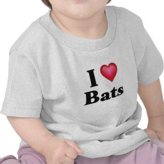 I love bats shirt