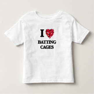 I love Batting Cages T-shirt