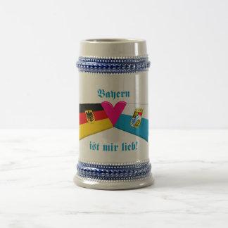 I Love Bavaria Bayern ist mir lieb Coffee Mug