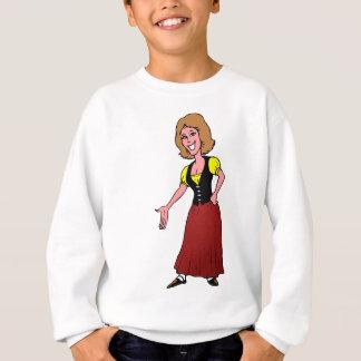 I love Bavarian Barmaids Sweatshirt