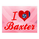 I Love Baxter, Tennessee Post Cards