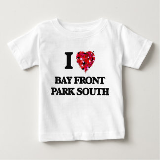 I love Bay Front Park South Florida Tee Shirt