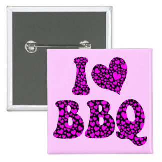 I love bbq buttons