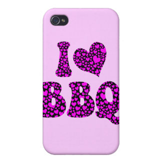 I love bbq cases for iPhone 4