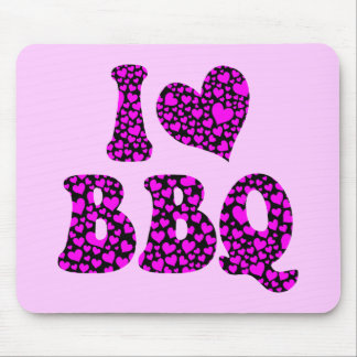 I love bbq mouse pads