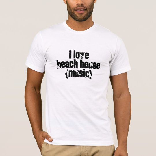 I love Beach House {music} T-Shirt