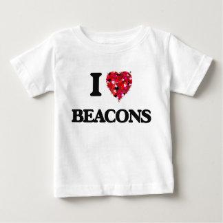 I Love Beacons Tee Shirt
