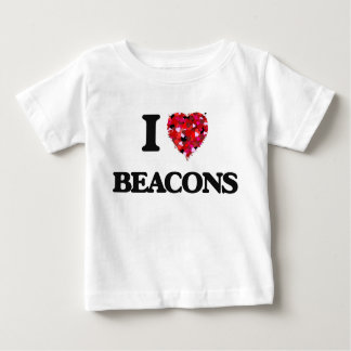 I Love Beacons Tee Shirts