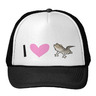 I Love Bearded Dragons / Rankin Dragons Hat