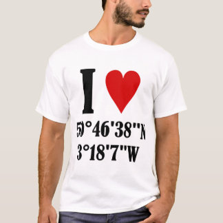 I Love Beautiful Days T-Shirt